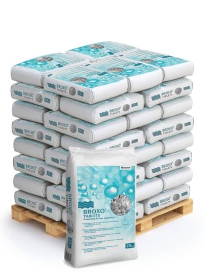 BROXO Broxetten 1.000 kg Salztabletten BROXETTEN Regeneriersalz