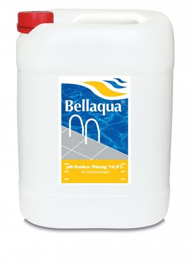 Bellaqua ph - Minus flüssig - 25 kg Kanister
