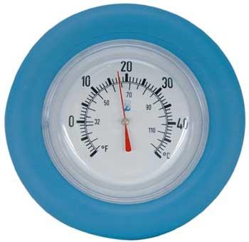 Schwimmbadthermometer Schwimmring , Ø 19cm