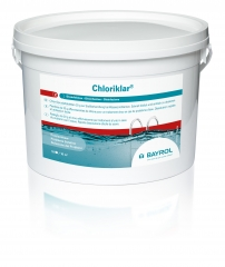 BAYROL Chloriklar - 10 kg