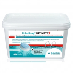 BAYROL Chlorilong ULTIMATE 7 (ehem. Varitab®) - 10,2 kg Eimer