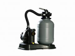 KCW Sandfilteranlage  HP 30/A4