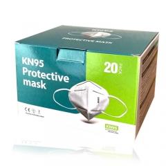 Atemschutzmasken KN95 - FFP2 (20 Stck)