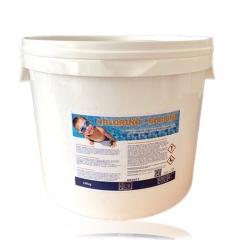 KCW® - Chlor schnelllösliches Chlorgranulat - 10 kg Eimer