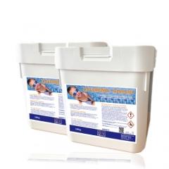KCW® - Chlor schnelllösliches Chlorgranulat - 10 kg (2 x 5kg Eimer)