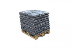 KCW® - 1 Palette - Streusalz - Lava Gemisch im 15kg Beutel
