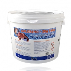 KCW® - Chlor schnelllösliche 20 gr Tabs - 10 kg Eimer